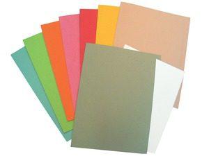 папки из картона
